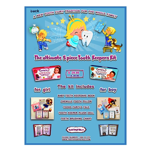 Create brochures for parents and children